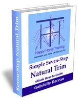 Natural Barefoot Trim eBook