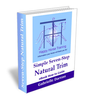 The Simple Seven-Step Natural Trim eBook
