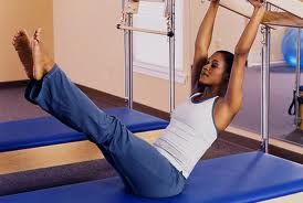 Pilates for riders: postural strength