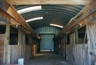 horse confinement to stables