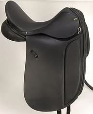 deep seated dressage saddles