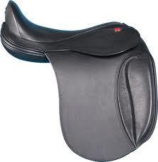 good dressage saddles: the Strada dressage saddle