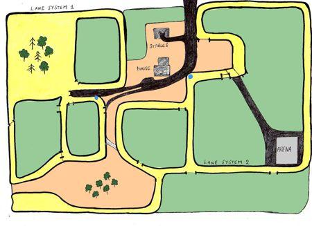 paddock paradise plan
